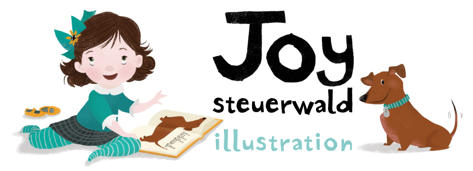 Joy Steuerwald Illustration